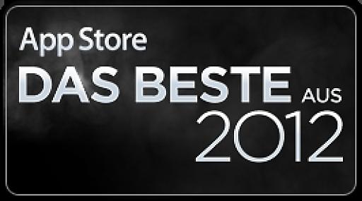 App Store Best of 2012