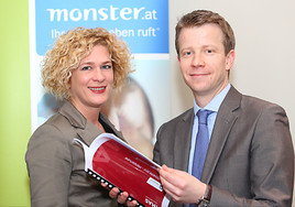 Fotograf: Ludwig Schedl, Fotocredit: Monster Worldwide Austria GmbH/APA-Fotoservice/Schedl