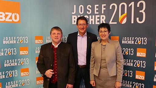 Der Spitzenkandidat bei der Landtagswahl und Bündnisobmann des Kärntner BZÖ, Josef Bucher hat heute in einer Pressekonferenz in Klagenfurt die Wahlkreisspitzenkandidaten für die Landtagswahl präsentiert