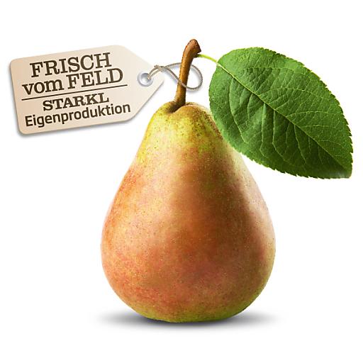 """Etikett """"Frisch vom Feld- STARKL Eigenproduktion"""""""