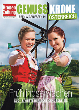Cover Genuss Krone