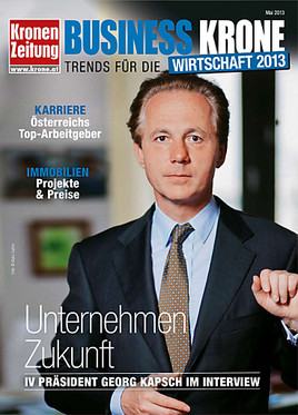 Cover Business Krone