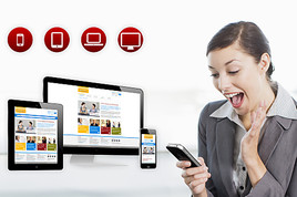 web2service; 4mobile.cc; Responsive; Webdesign; TYPO3; Mobile; Website; Smartphone; Tablet; Desktop; Open Source; Innovation