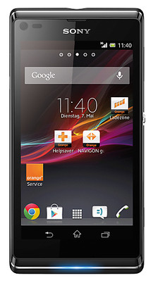Sony Xperia L bei Orange
