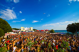 Sommer, Sonne, Meer - feiern bei Spring Break Europe, der ultimativen Party-Reise