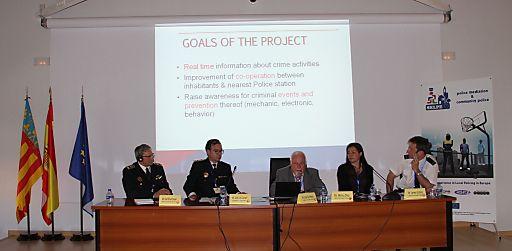 proNACHBAR beim SELPE-Treffen in Valencia im Mai 2013.
