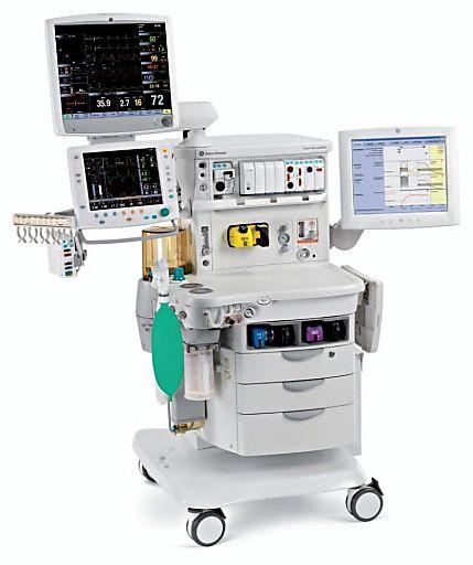 """""""AISYS-ET Controll"""" - Ab 2014 werden alle PremiQaMed Häuser mit diesem Hightech-Gerät der Firma Sanitas ausgestattet sein."""