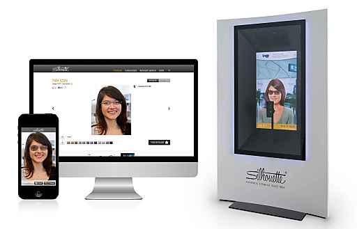 Die 3 iMirror-Channels: Desktop, Mobile App, Digital Signage Mirror