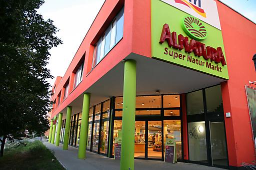 Alnatura Super Natur Markt, Berlin Prenzlauer Berg / Weiterer Text über OTS und www.presseportal.de/pm/82331