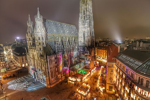 """""""Weihnachtsmarkt am Stephansplatz"""""""