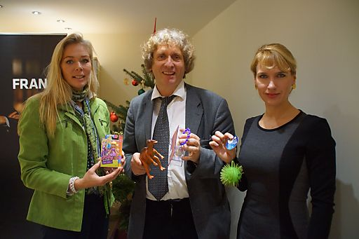 Gift im Kinderspielzeug: Team Stronach warnt vor bedenklichem Kinderspielzeug
