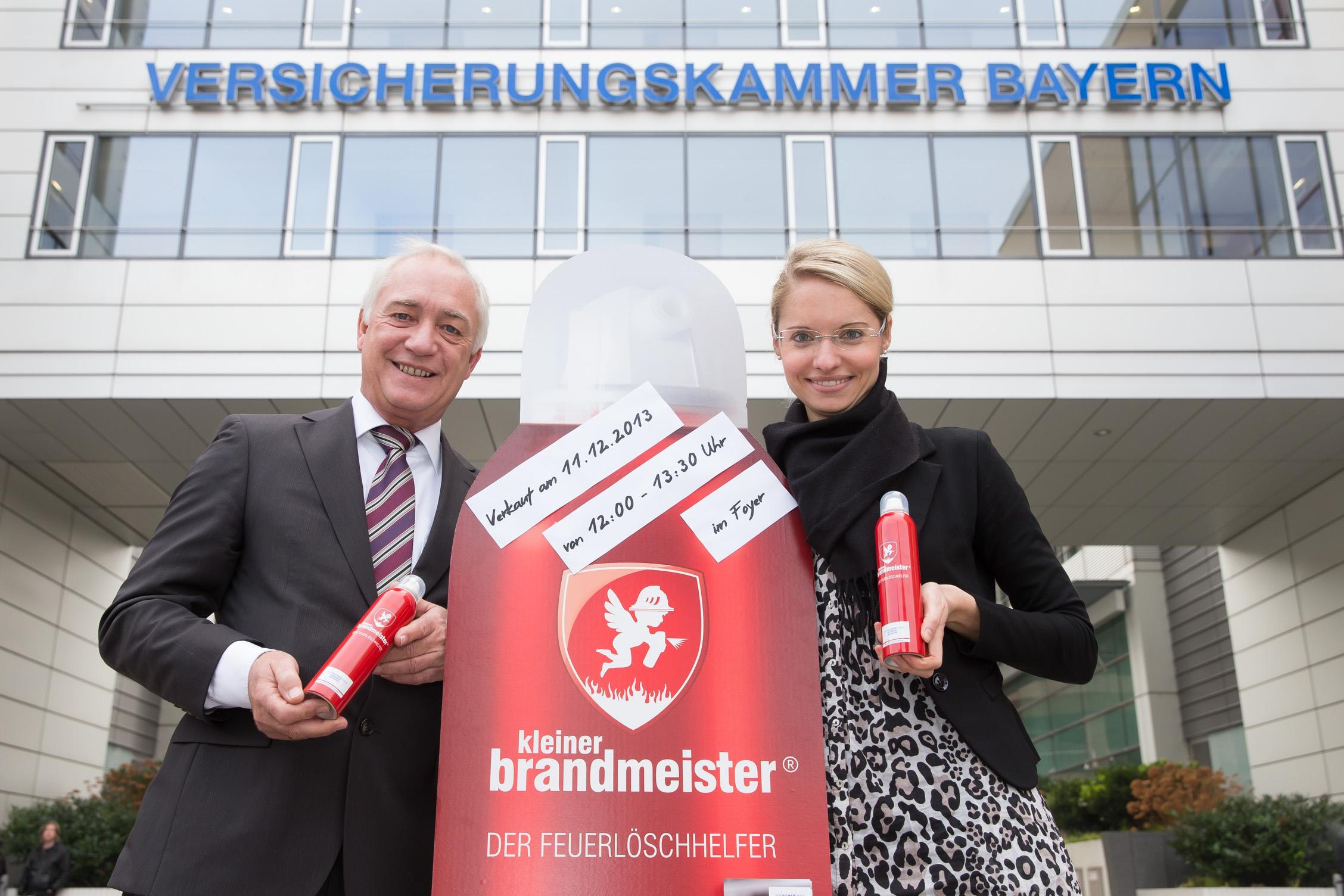 Brandmeister Vertriebs GmbH und Versicherungskammer Bayern