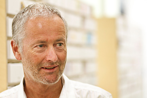 DDr. Martin Brock, Präsident des Verbandes Österreichischer Kieferorthopäden.