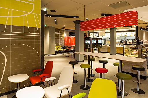 McdonaldS Restaurant Mülheim An Der Ruhr