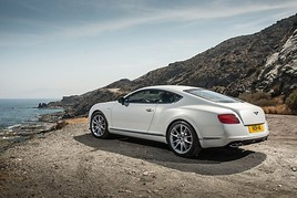 Fotograf: obs/Bentley Motors Ltd., Fotocredit: obs/Bentley Motors Ltd.