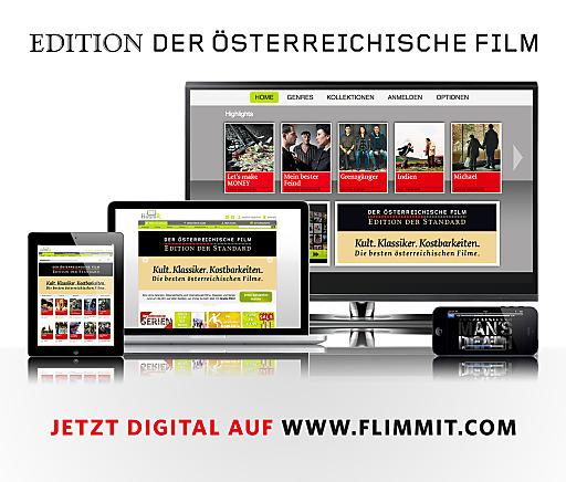 """""""Der Österreichische Film"""" jetzt digital auf www.flimmit.com"""