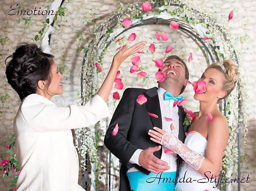 """Sich das 2. Mal das """"Jawort"""" zu geben liegt voll im Trend / Amada-Style Wedding machts möglich"""