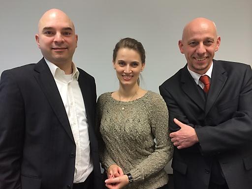 Mit Sascha Samvilian, Werner Morbitzer und Boriana Gebova wechseln drei ausgewiesene Vertriebs-Experten zur APC Business Services GmbH.