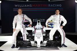 Fotograf: WILLIAMS MARTINI RACING, Fotocredit: WILLIAMS MARTINI RACING