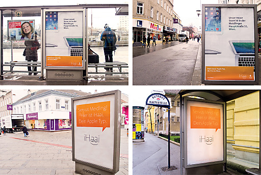 Citylightkampagne