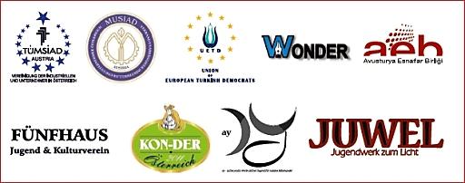 Logos der NGOs