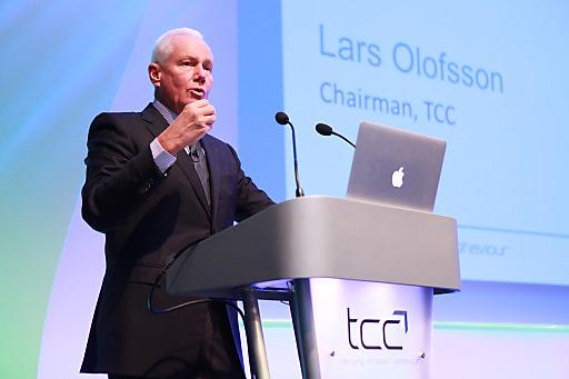 Lars Olofsson, Aufsichtsratsvorsitzender TCC