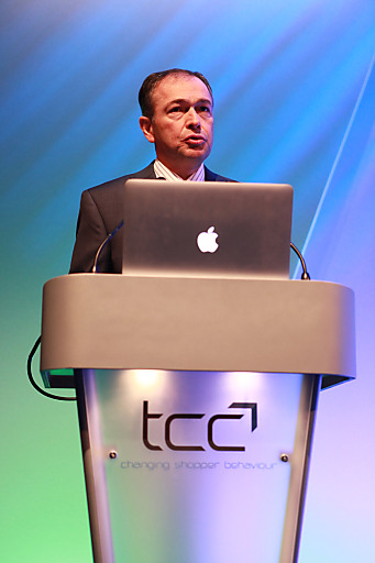Michael Ioakimides, CEO TCC