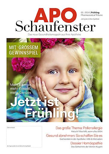 Cover APO Schaufenster 1/2014