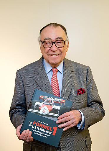 Martin Pfundner war damals Rennleiter des Großen Preises von Österreich in Zeltweg und hat dieses Flugplatzrennen seit 1959 bis zum WM-Lauf entwickelt.