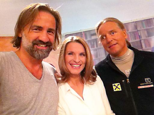 Thomas Andreas Beck zu Gast bei Barbara Stöckl