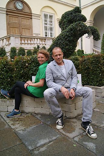 Anlässlich des 22. Life Ball gestaltet STARKL auch heuer wieder den Innenhof der Hofburg, den so genannten Schweizerhof, mit dem diesjährigen Motto 'Garten der Lüste'.