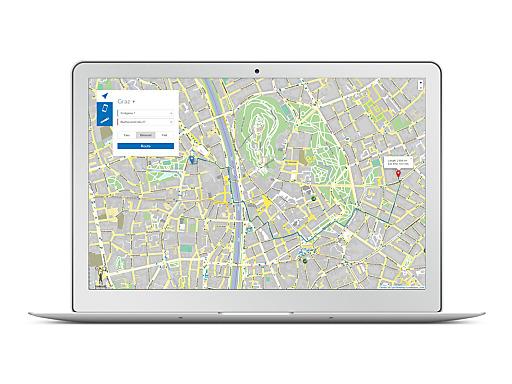 Online-Radroutenplaner: www.finnder.org