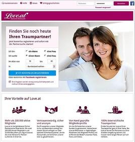 Online partnersuche österreich