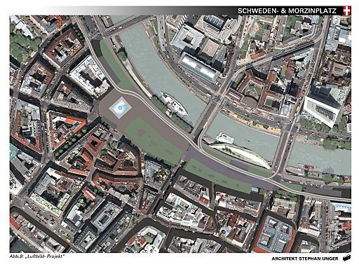 Abb.9: Luftbild-Projekt. Quelle: Architekt Stefan Unger