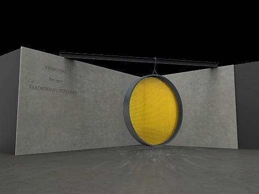 """Swarovski präsentiert """"Prologue"""" von Fredrikson Stallard auf der Design Miami/Basel: Monumentale Installation als Symbol für einen Neuanfang"""