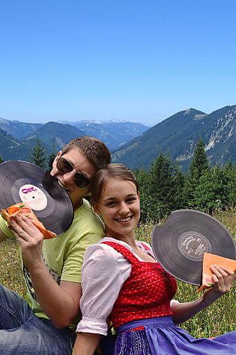 Dialekt schmeckt in den Wiener Alpen