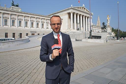 Reporter24.tv-Gründer Jürgen Peindl