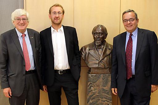 Neuer Vorstand im Österreichischen Genossenschaftsverband