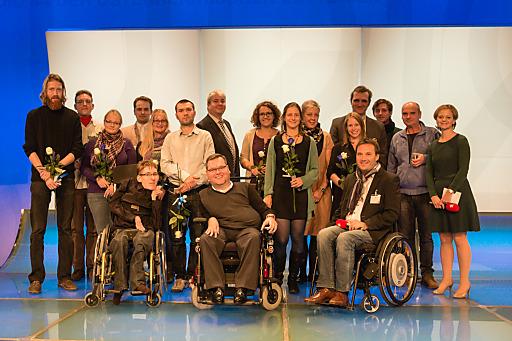 HIGH ROLLER des Jahres 2014 mit HIGH ROLLERS Vorstand