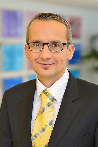 Mag. Reinhard Hagenhofer, Geschäftsführer Klinikum Malcherhof Baden