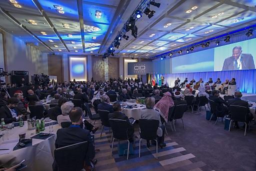 Christliche, muslimische und andere Religionsführer treffen sich bei der KAICIID Konferenz in Wien, um religiöse und kulturelle Vielfalt im Irak und Syrien zu schützen.