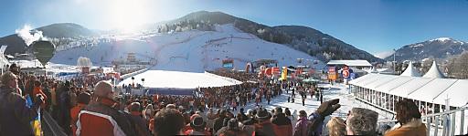 Super-G und Abfahrt am 10. und 11. Jänner 2015 in Bad Kleinkirchheim