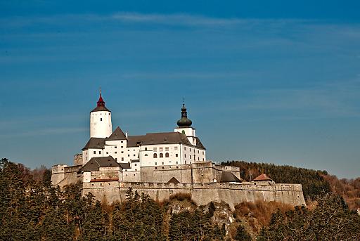 Burg Forchtenstein Außenansicht