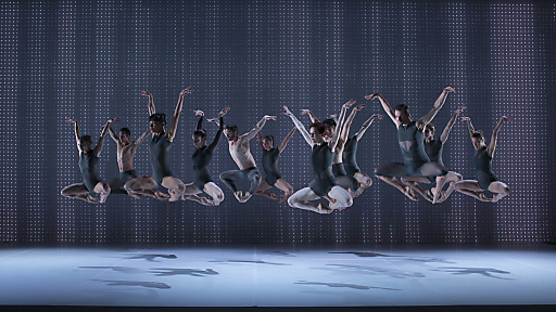 "Choreografie ""2 one another"" der Sydney Dance Company"