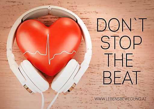 Don't stop the (heart)beat Sylvestercampaign
