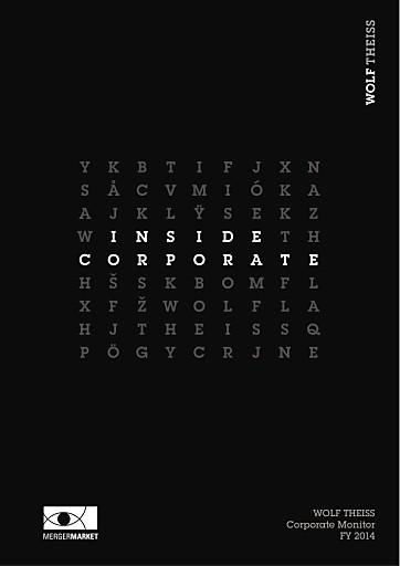 WOLF THEISS und Mergermarket veröffentlichen INSIDE CORPORATE, eine Analyse zu den M&A Trends in CEE und SEE
