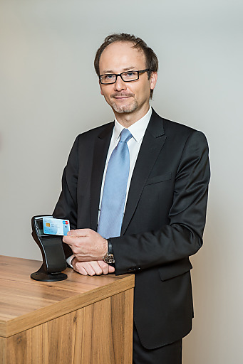 CEO DI Dr. Rainer Schamberger