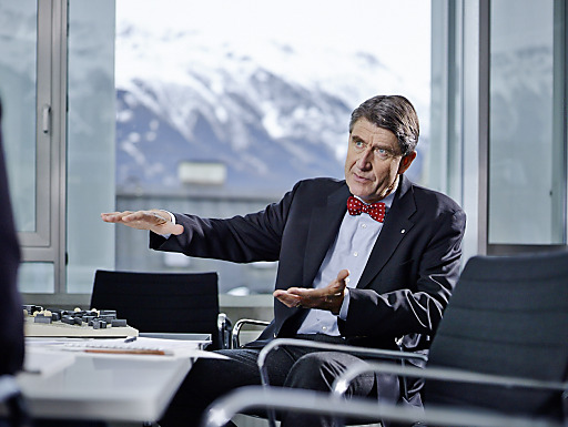 Vorstandsvorsitzender von ATP architekten ingenieure: Univ.-Prof. Architekt Christoph M. Achammer