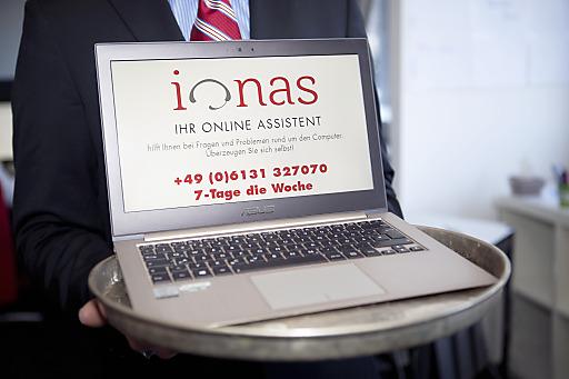 ionas - Ihr Online Assistent für PC Hilfe, IT-Support und Computerhilfe in Deutschland, Schweiz und Österreich.