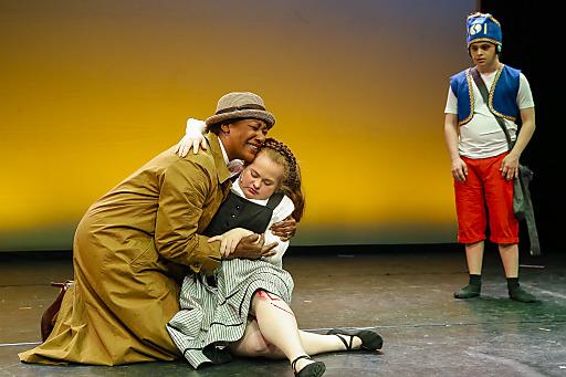 Eine eigene Tanzsprache, ein neues Stück & ein Best of der erfolgreichsten Produktionen: das Programm des heurigen Trisomie 21 Festival – 6. bis 21. März 2015 – verspricht viele Highlights!